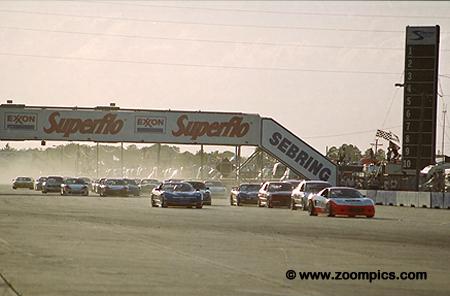 2001 Sebring World Challenge Gt