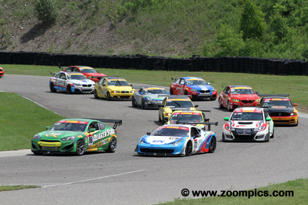Calabogie Race Track >> 2017 Calabogie Motorsports Park Canadian Touring Car Championship